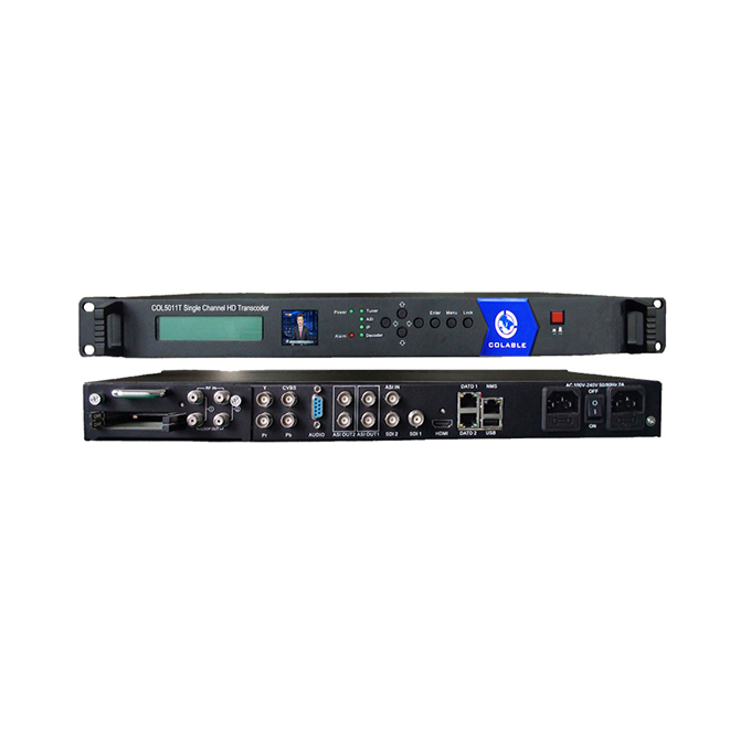 Single Channel HD Transcoder  COL5011T